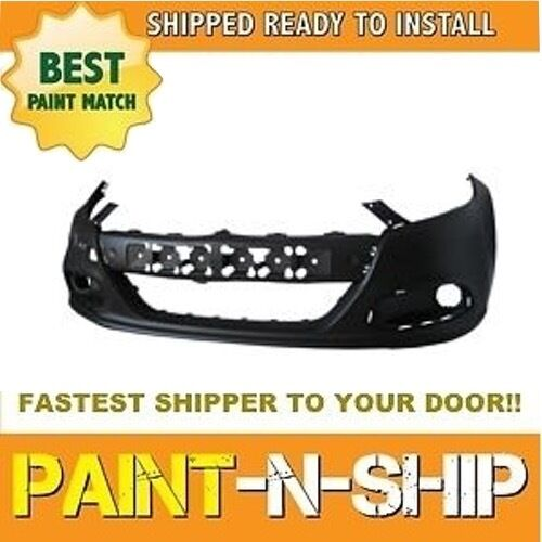 NEW 2013 2014 2015 DODGE DART Front Bumper Painted