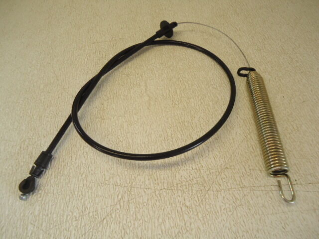 Craftsman 42 Mower Deck Cable : New deck engage clutch cable for craftsman mtd
