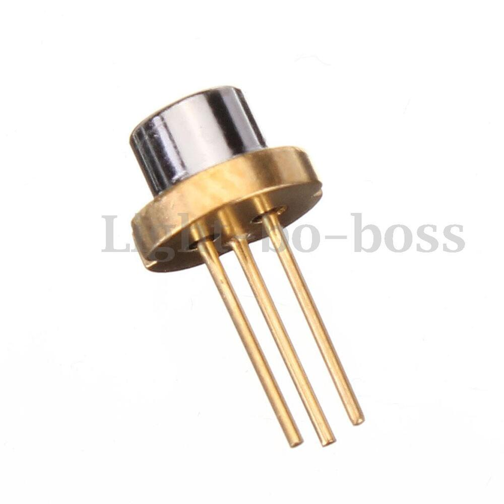 1pcs 808nm 300mw High Power Burning Infrared Laser Diode