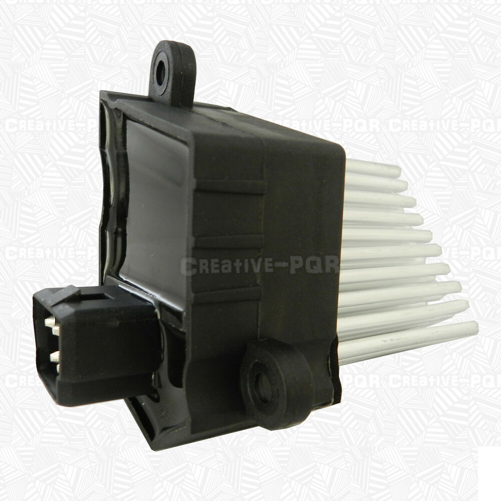 Blower Motor Heater Resistor Bmw 3 5 Series E39 E46 E53