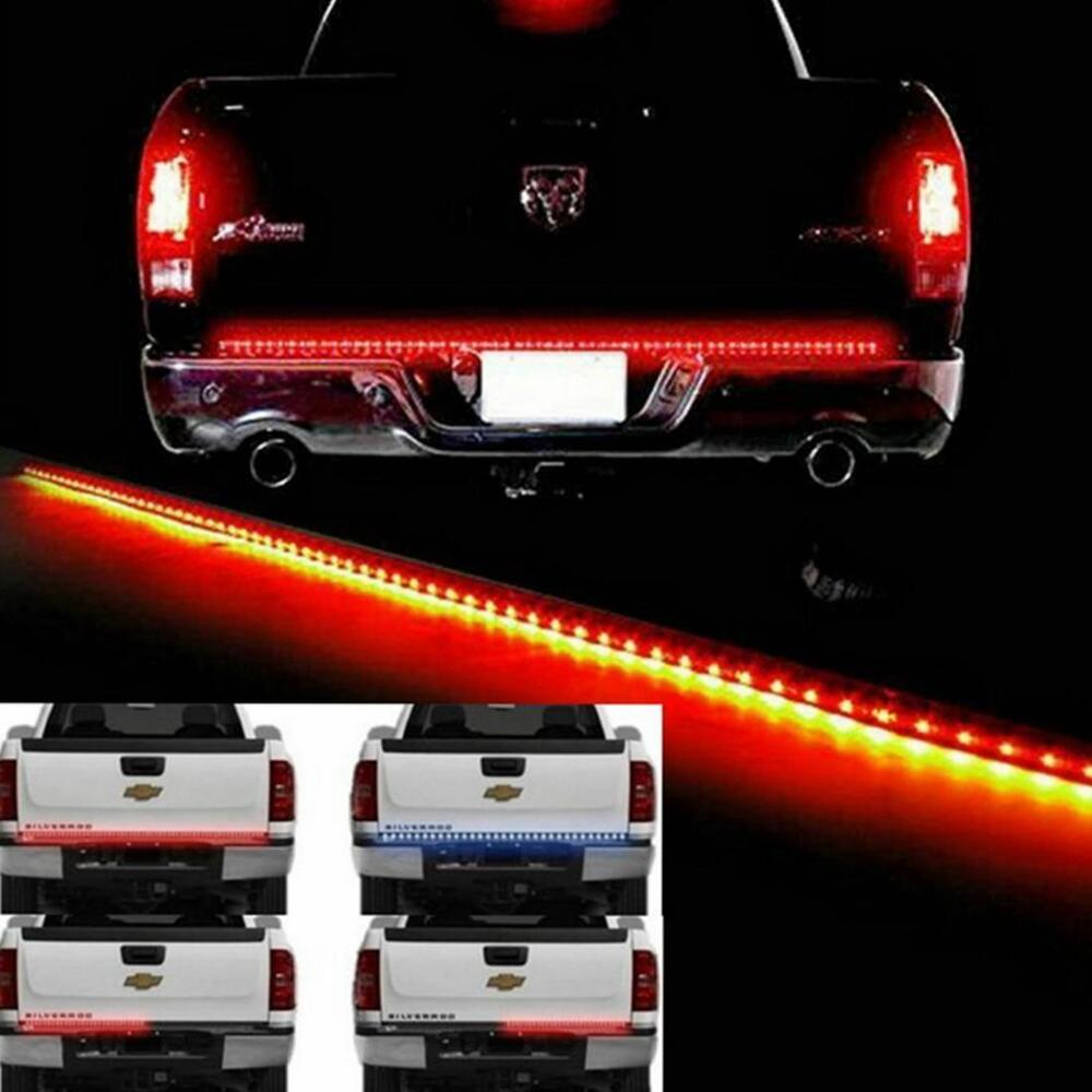 Tailgate led light strip