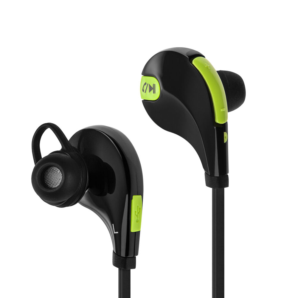 audiance bluetooth 4 0 earphones sports running exercise hook headphones earbuds ebay. Black Bedroom Furniture Sets. Home Design Ideas
