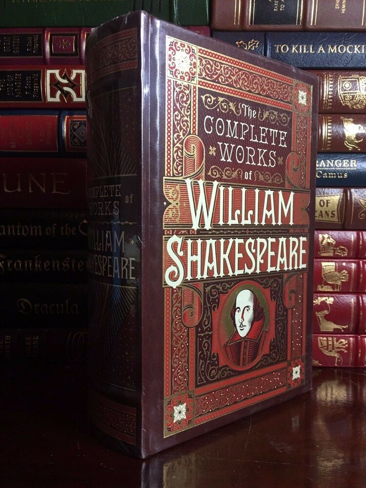 """an overview of the complete works take on william shakespeare The complete works of william shakespeare (abridged) is an hilarious adaptation of the bard's thirty- seven plays presented with even more hilarious scholarly commentaries by the author of """"i love."""
