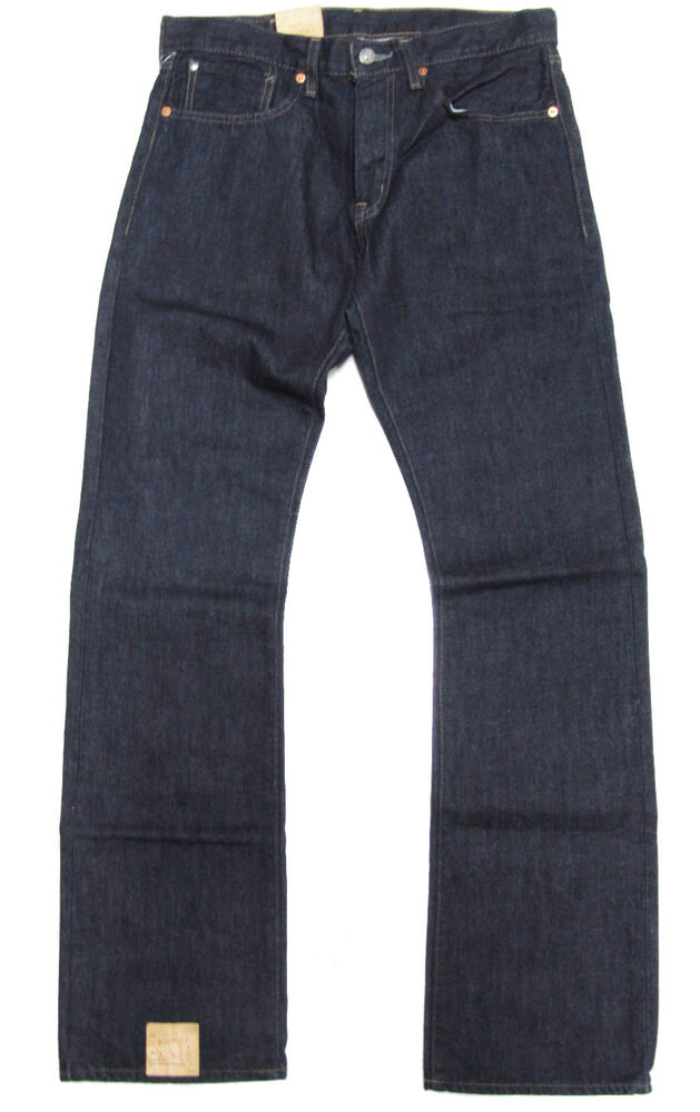 Polo Ralph Lauren Denim & Supply Mens Dark Wash Bootcut RL ...
