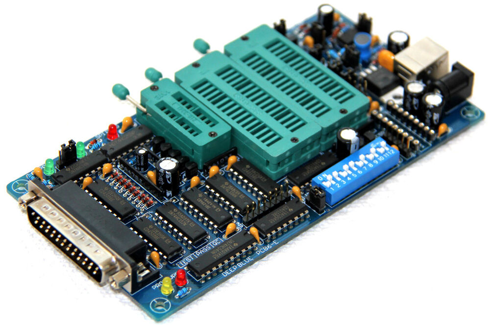 Newest pcb eprom programmer bios pic designed in