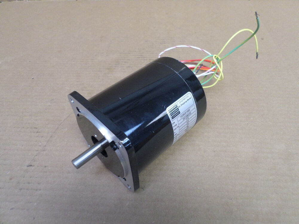 Bodine Electric Co 2434vz1005 34t2behd Dc Stepping Motor