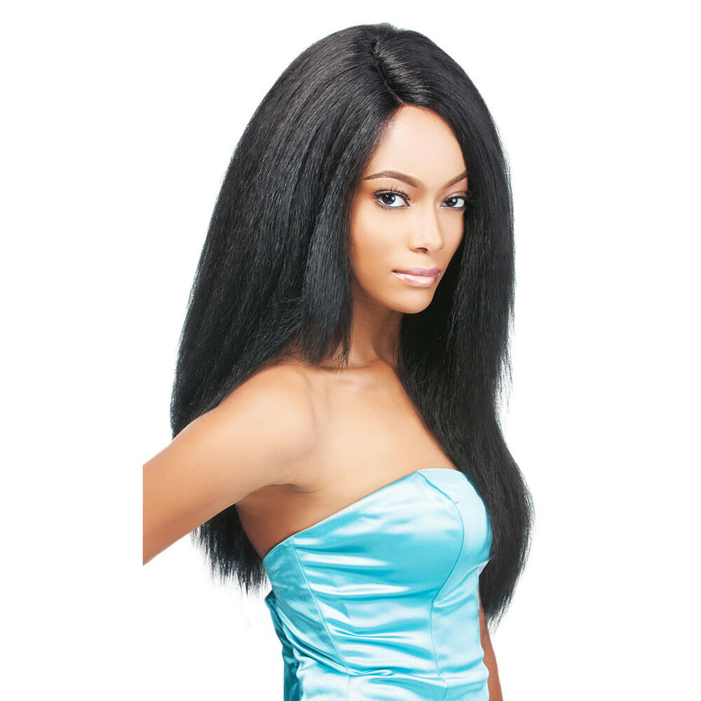 Tess Outre Synthetic Deep Invisible L Part Lace Front