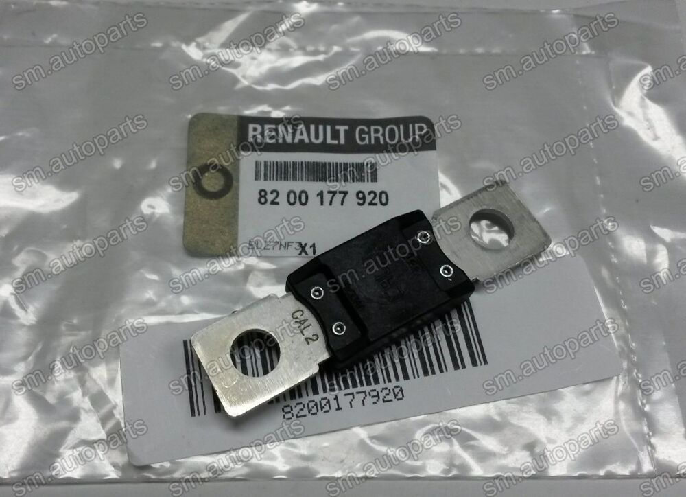 battery fuse link connector to renault clio kangoo laguna megane cal2 8200177920 ebay. Black Bedroom Furniture Sets. Home Design Ideas