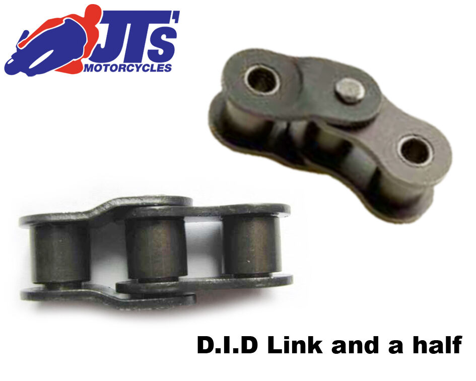 Drive And Chain Link Attachments : Did link and a half motorcycle drive chain