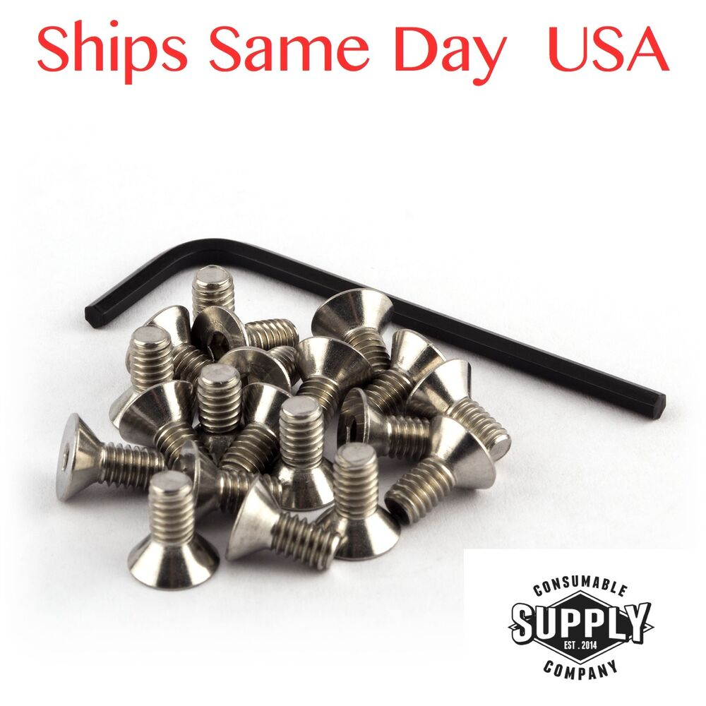 American Racing Torq Thrust Center Cap Screws Kit