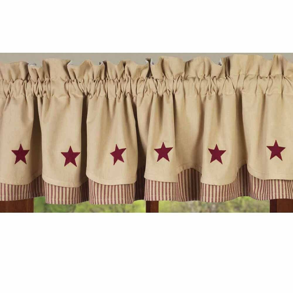 Image Result For Grommet Curtains With Valance