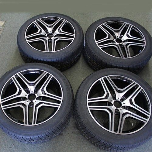 4 22 mercedes benz ml350 ml500 ml550 ml63 gl350 gl400 for Rims and tires for mercedes benz