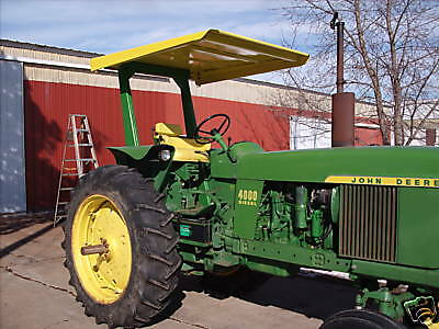 new canopy and canopy support for john deere 2510 3020 4020 4320 ebay John Deere Canopy Parts