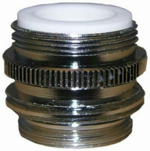 PlumbShop Adapter Male/Female To Garden Hose Thread Or