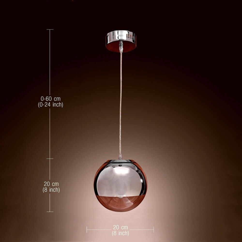 Modern fixture ceiling light lighting glass metal pendant for Suspension plafonnier