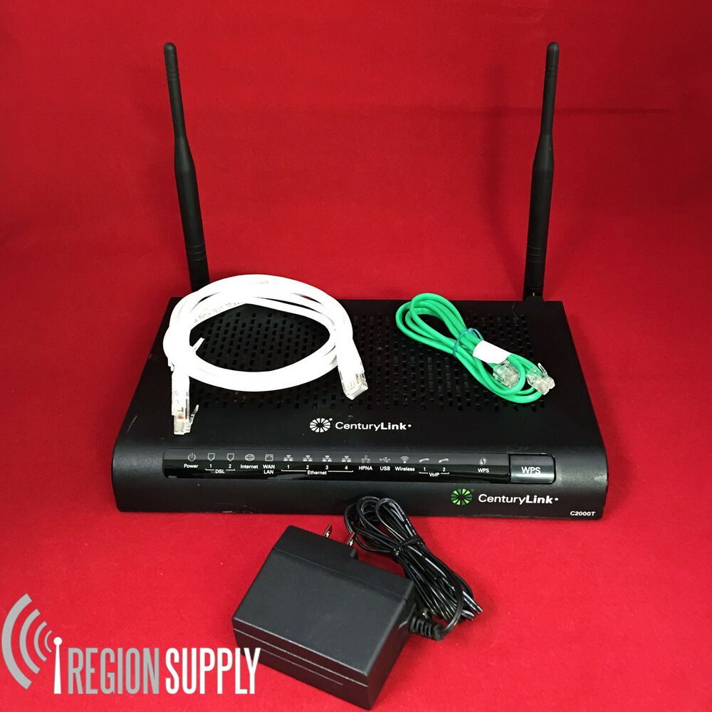 how to set up centurylink wireless modem