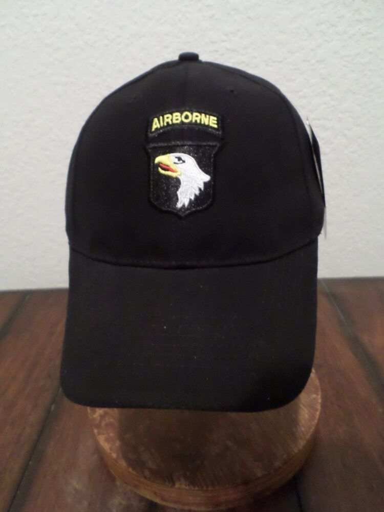 U S Military Army 101st Airborne Division Hat Ball Cap