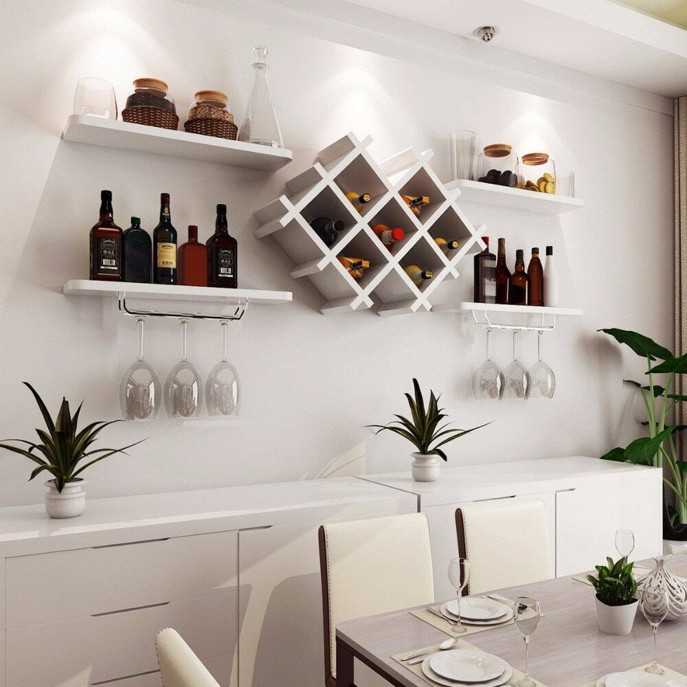 Save space, get organized and make your bar stand out with bottle shelves and speed rails for your home or commercial bar. Fast Shipping and expert support.