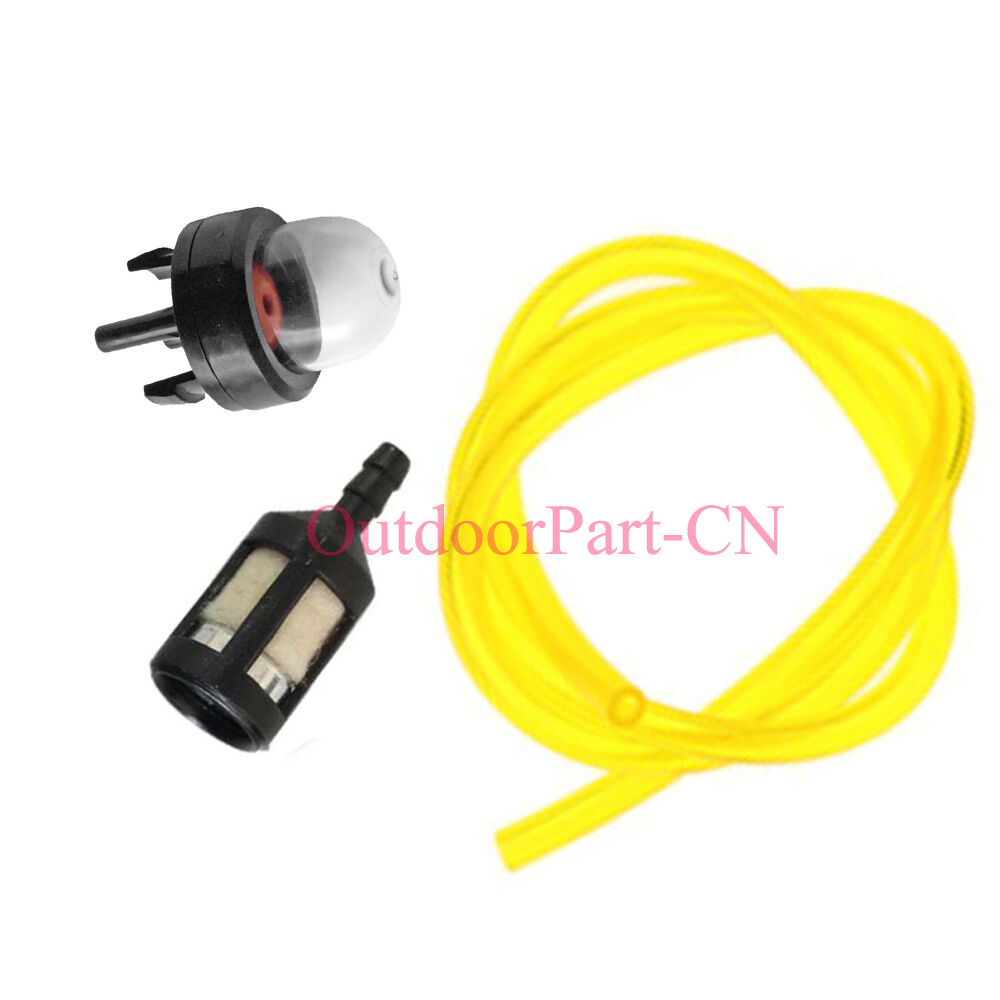 Chainsaw Fuel Filter Auto Electrical Wiring Diagram Ev Mic D767 Primer Bulb Line For Mcculloch 2010 2014 2016