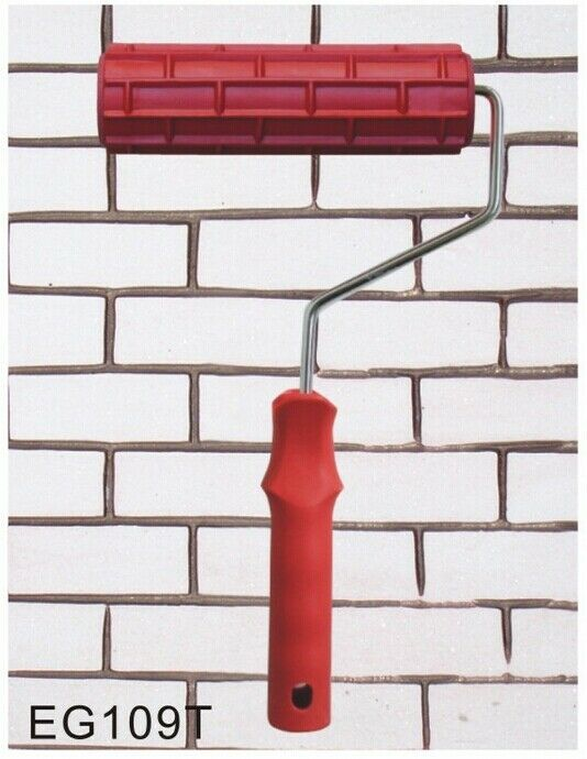 Paint Roller For Brick Wall