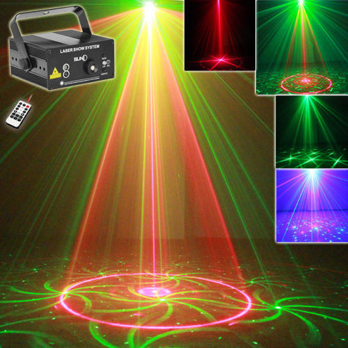New Year Gift 300mw Full Color Rgb Laser Stage Lighting