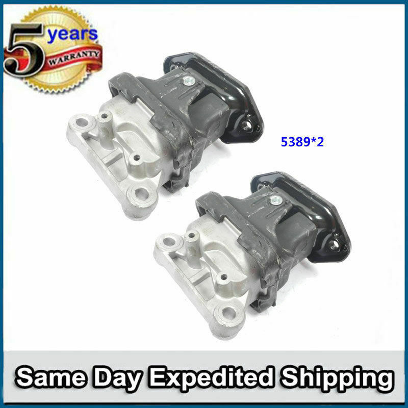 front motor mount set 2pcs 05 10 chrysler 300 dodge. Black Bedroom Furniture Sets. Home Design Ideas