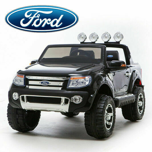 kids ride on ford ranger jeep electric truck 4x4 remote control toy car cars