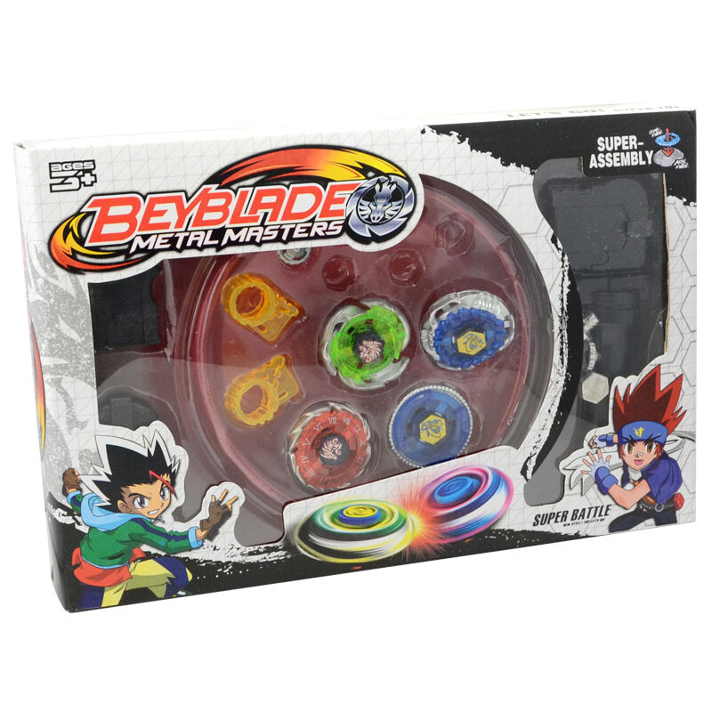 All Beyblade Toys : D top rare rapidity fight beyblade set toys launcher