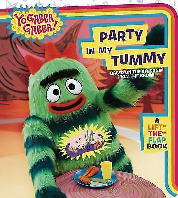 Party In My Tummy By Veronica Paz And Jessica Echeverria