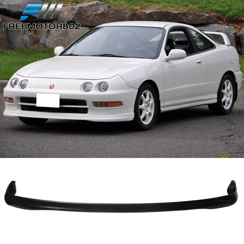 for 94 95 96 97 acura integra type r style front bumper. Black Bedroom Furniture Sets. Home Design Ideas