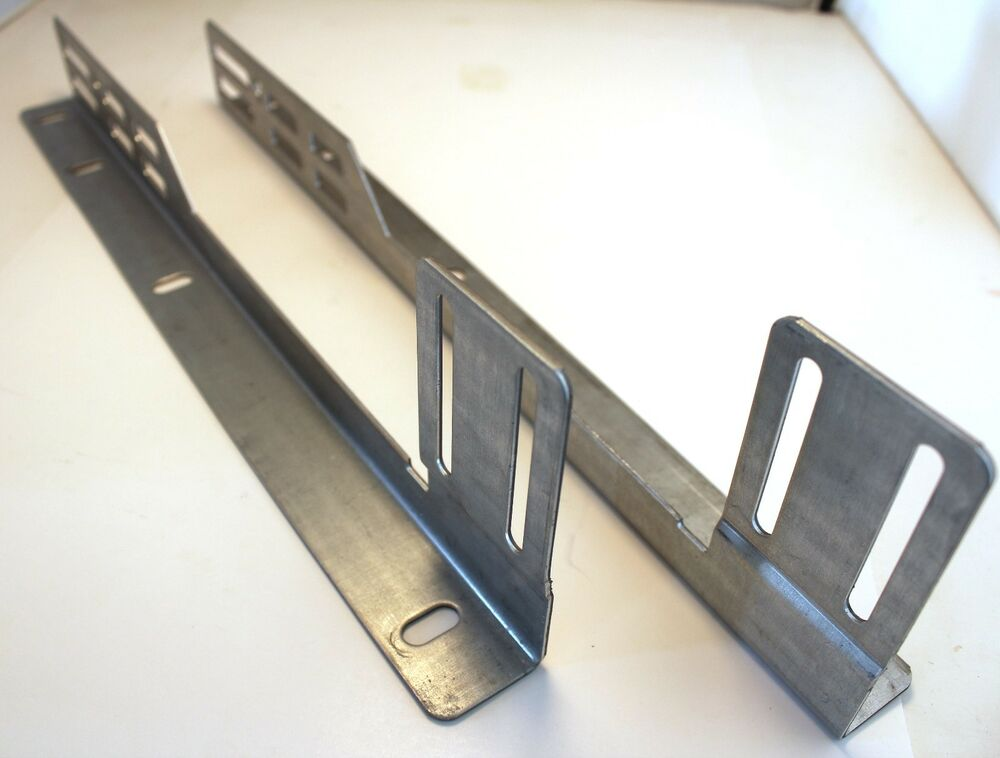 Garage Door Flag Bracket Pair Ebay