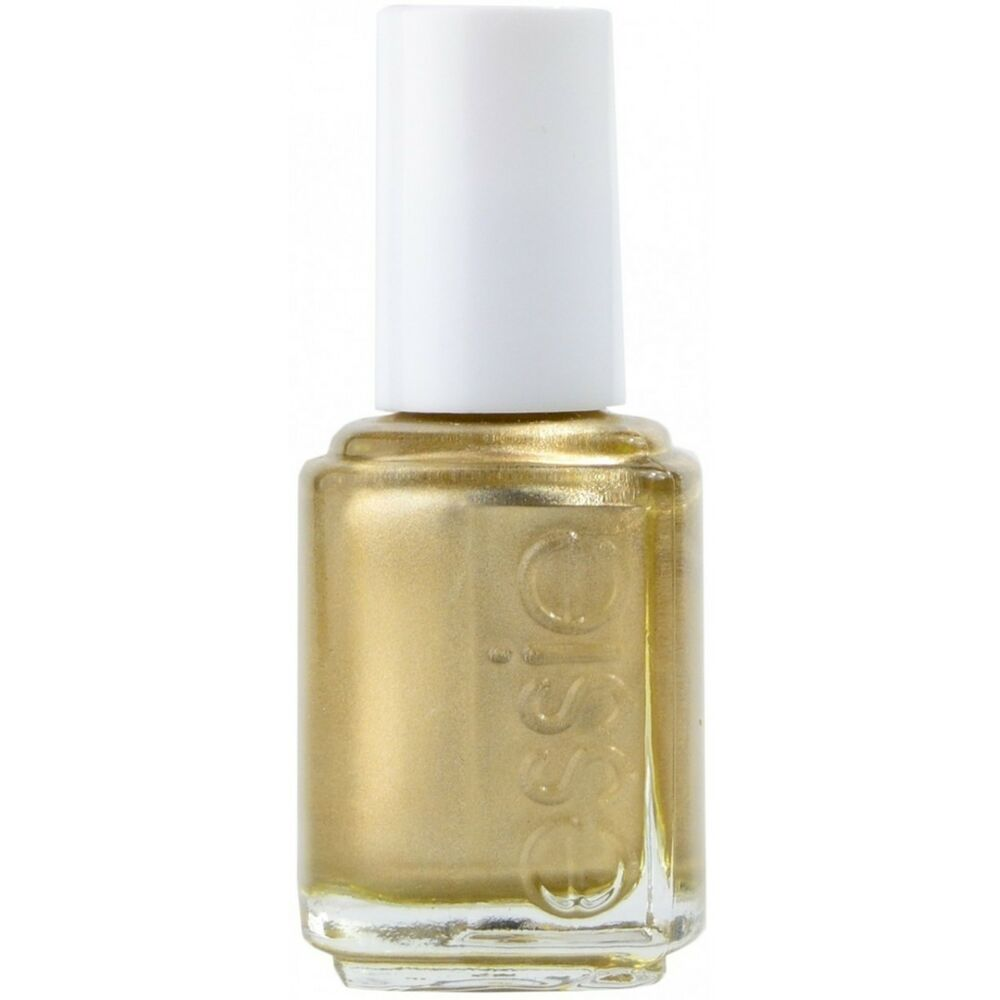 Essie Metallic Gold Nail Polish: ES3007 ESSIE NAIL POLISH