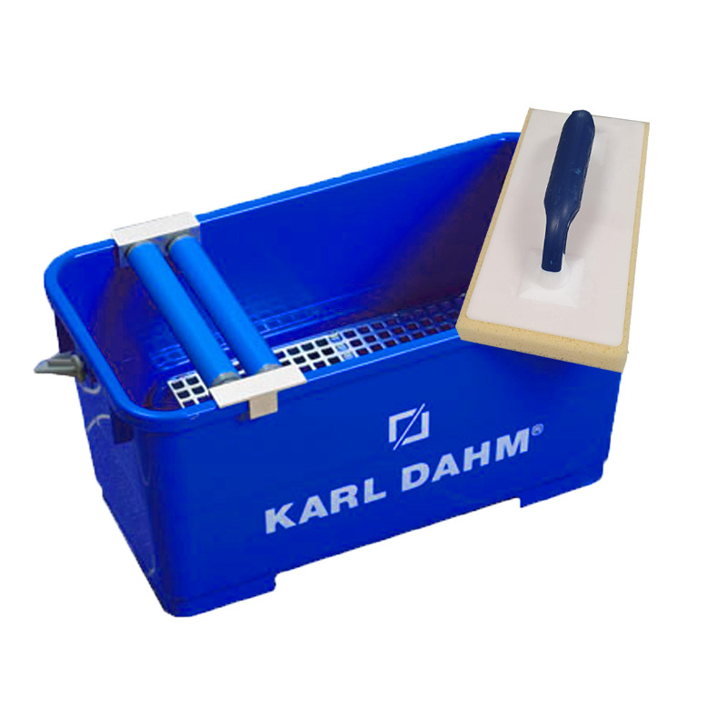 Karl Dahm Professional Washboy Set Grout Removing Tool