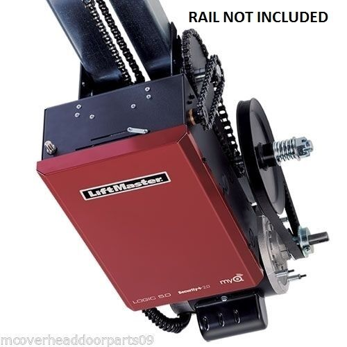 Liftmaster T Style Trolley Commercial Garage Door Operator