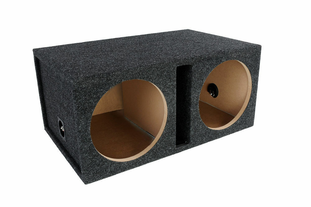 Atrend 15dqv 15 dual pro series vented ported subwoofer for Bbox atrend enclosures 12