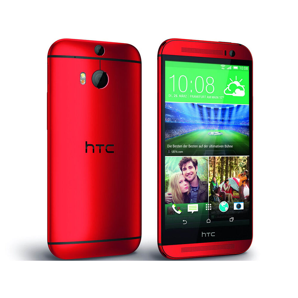 how to get my emails on my htc m8 phone