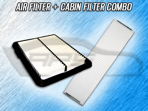Air filter cabin filter combo for 2002 2003 2004 2005 2006 for 2009 saturn vue cabin air filter