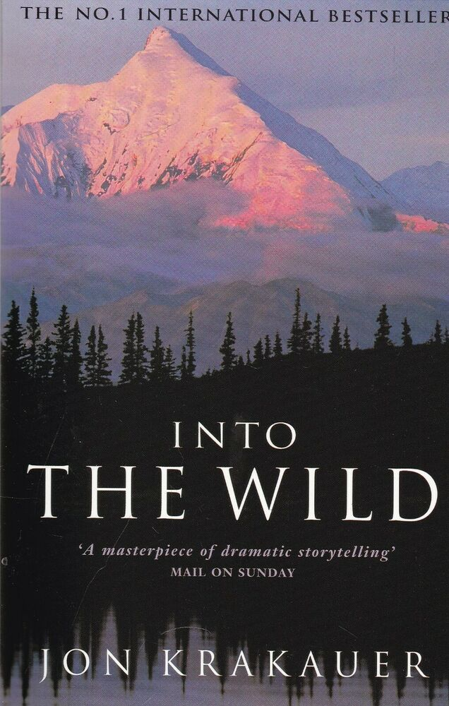 an analysis of the book into the wild by jon krakauer Complete study guide for into the wild by jon krakauer free chapter summaries, character descriptions, study questions and more  chapter summaries with notes / analysis • chapter 1 • chapter 2 • chapter 3 • chapter 4 • chapter 5 • chapter 6  book report ideas.
