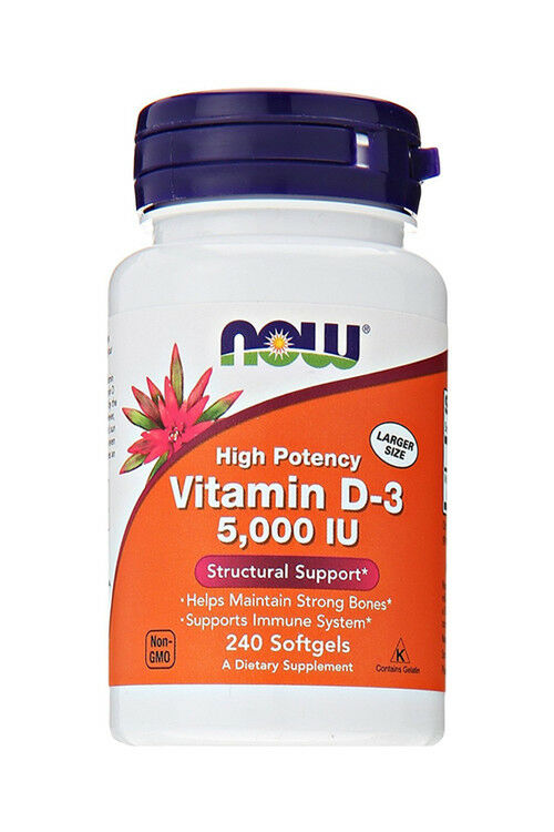 Vitamins with vitamin d