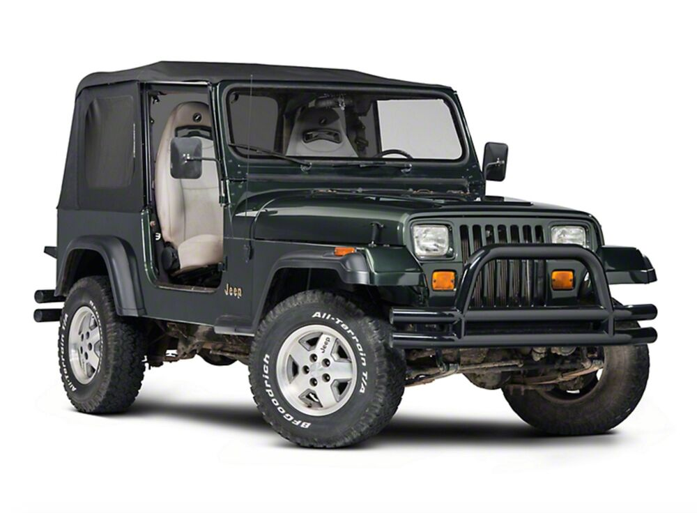 1988 1995 Jeep Wrangler Replacement Roof Amp Tinted Windows