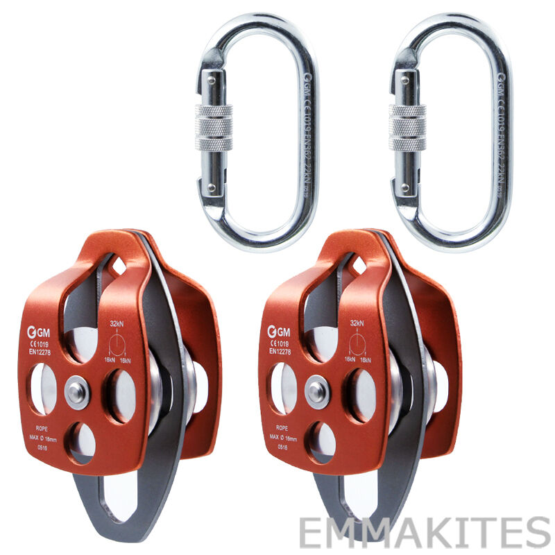 Block & Tackle Pulley Kit : Mobile pulleys set for or block and tackle pulley system process capture