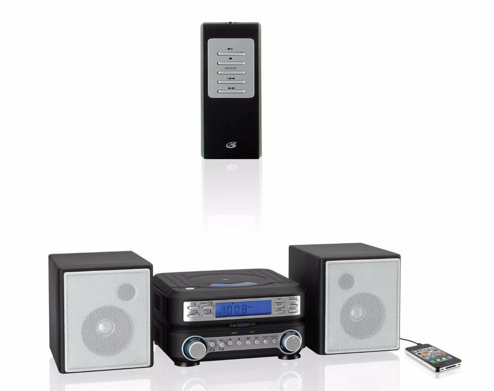how to connect iphone to cd player