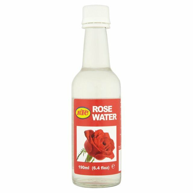 How To Make Rose Water: KTC Pure Rose Water For Skin Cleansing, Toning