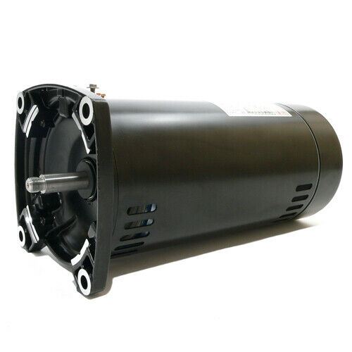 Ao smith swimming pool motor usq1102 square flange 1 hp for Ao smith replacement motors