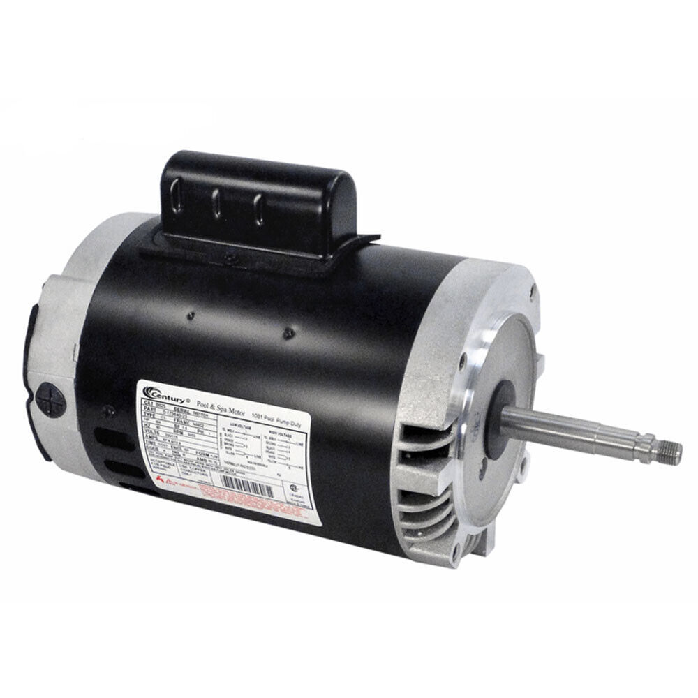 Ao smith b625 3 4 75 hp pool booster pump replacement for Ao smith 1 5 hp pool pump motor