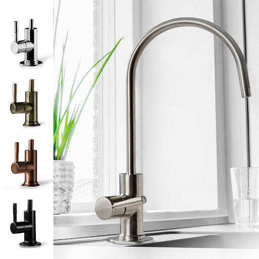 Ispring Drinking Water Faucet For Ro Systems European Style Non Air Gap Ebay