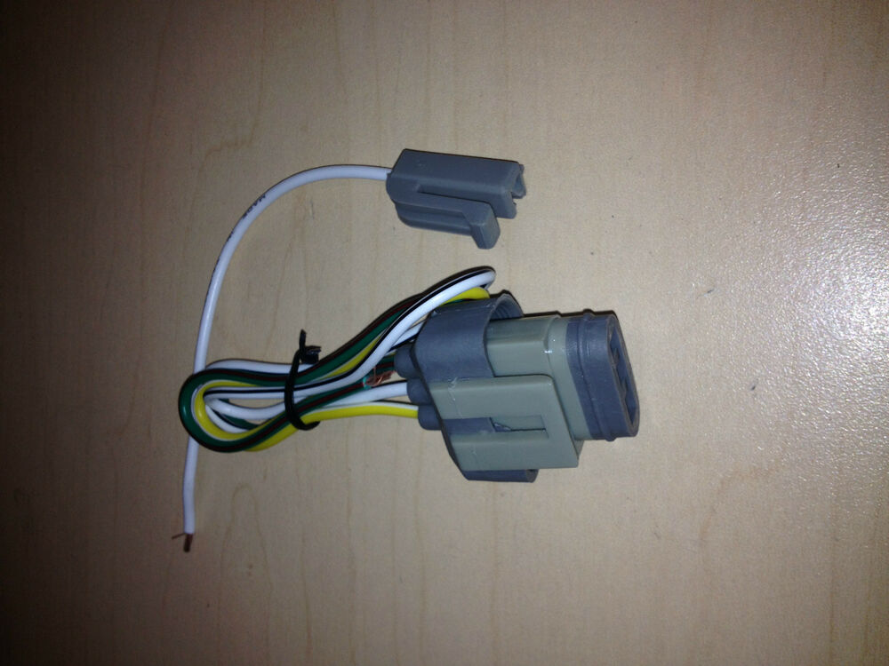 New Ford Alternator Wire Harness Connector 2g 3g 4g