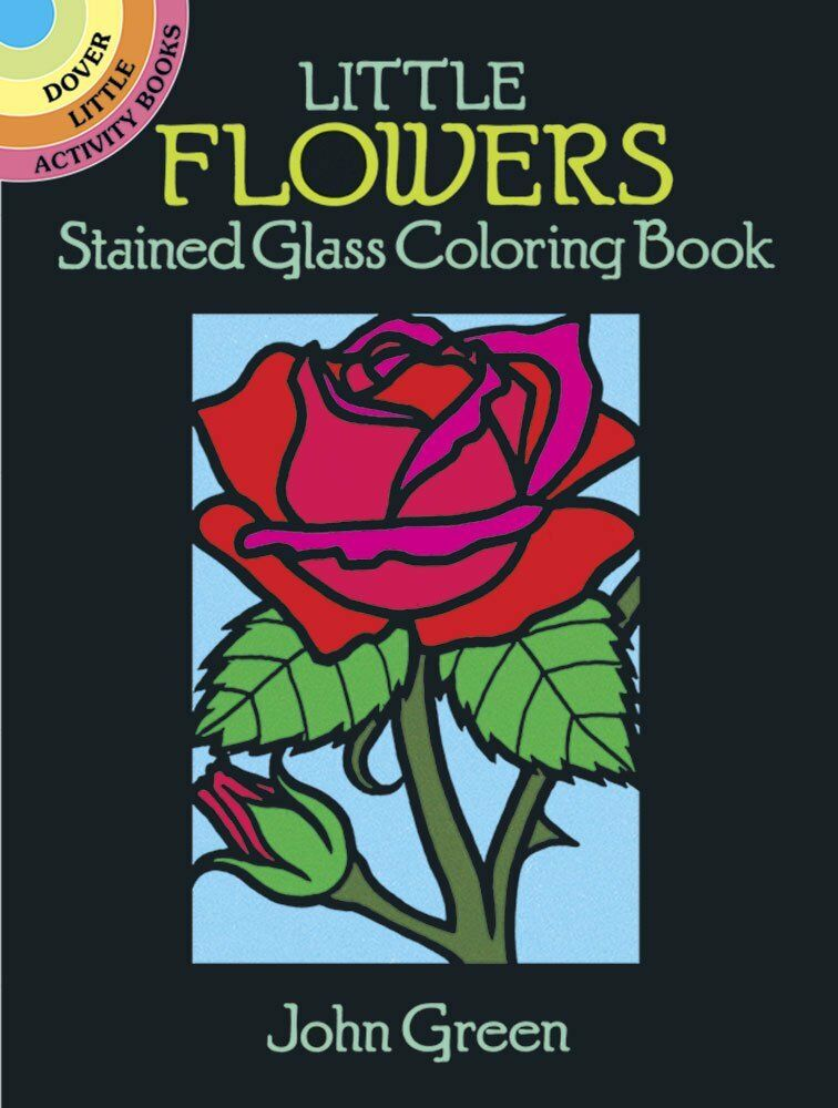 Coloring Book For Adults Beautiful Roses Flower Small