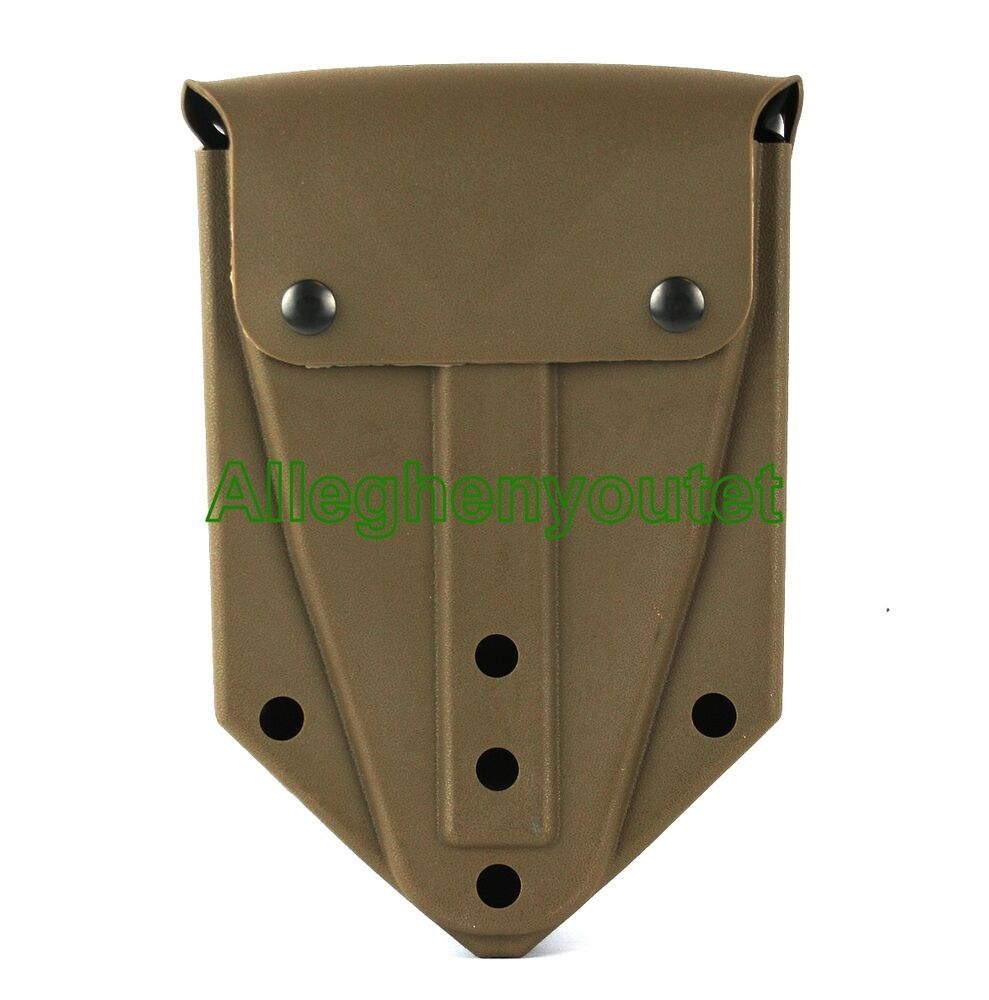 Us Military Entrenching E Tool Shovel Carrier Pouch Cover