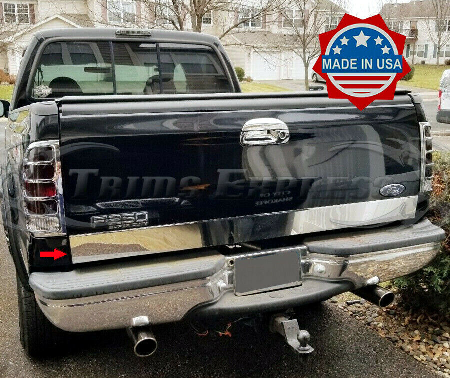 2010 Ford Ranger Super Cab Exterior: 1999-2010 Ford Super Duty/F-250 Tailgate Trim Molding